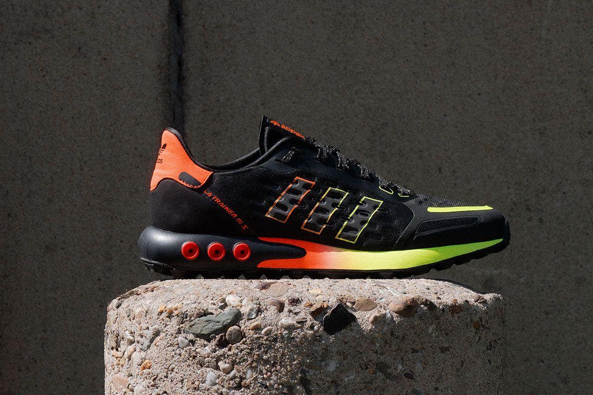 adidas Originals & Foot Locker Drop 500 Pairs of a Reimagined L.A. Trainer 3