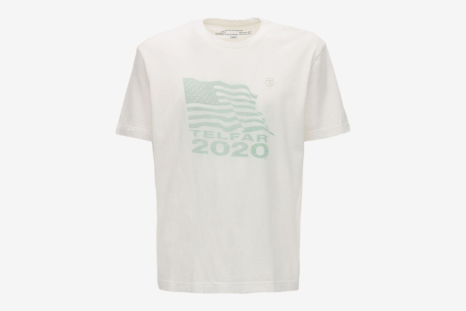 2020 Cotton Jersey T-Shirt