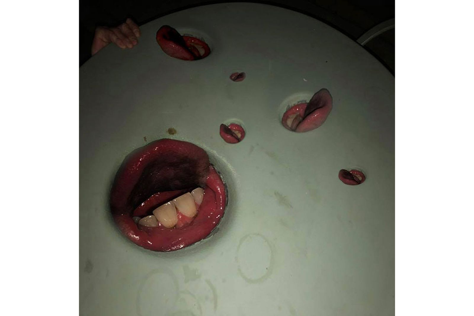 death grips year of the snitch review