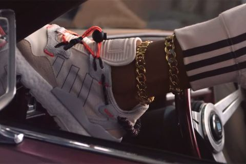 Ivy Park X Adidas Nite Jogger First Look Official Video