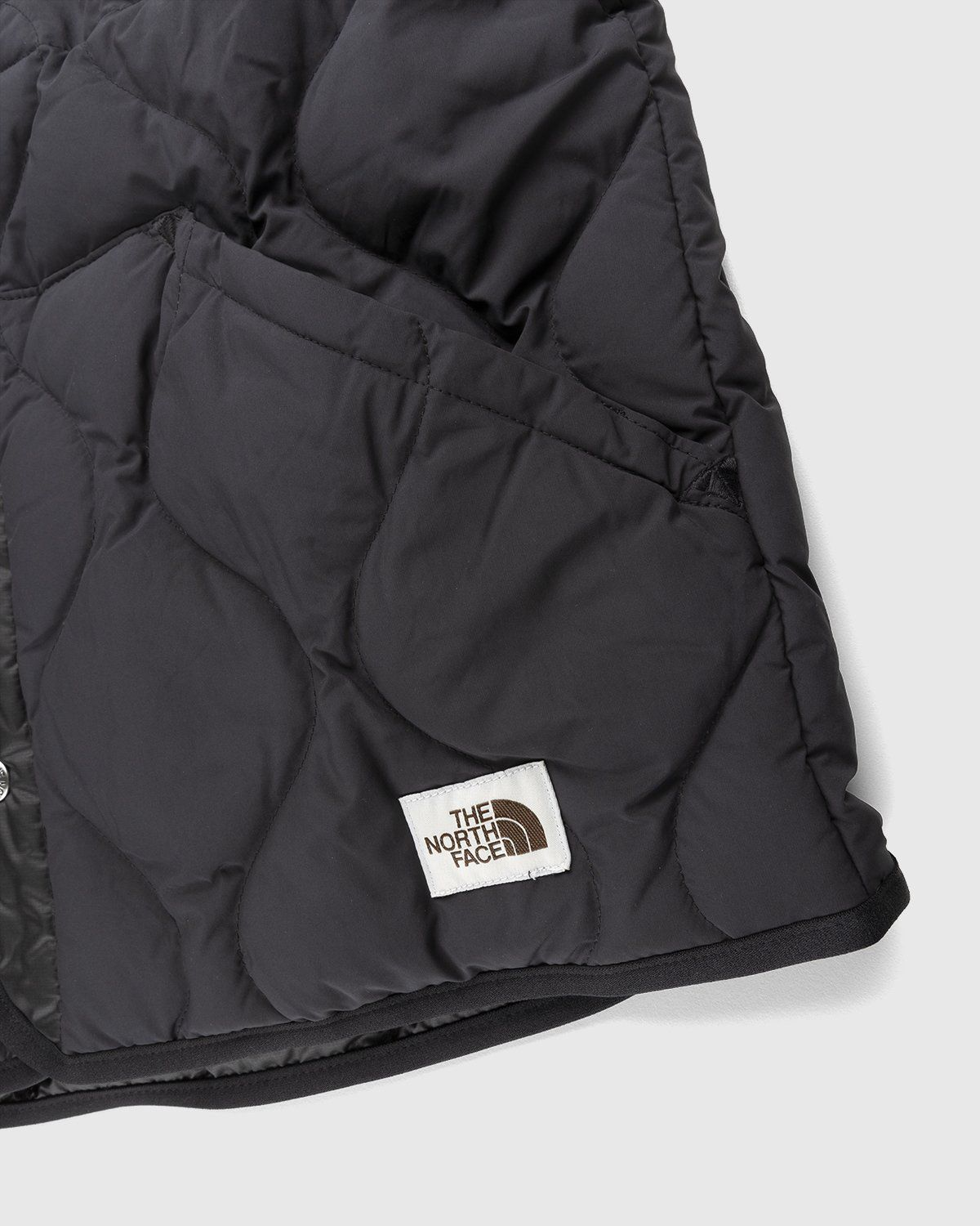 The North Face – M66 Down Jacket Black - Image 4
