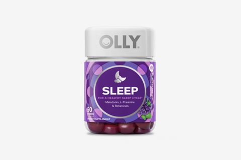 Olly Sleep Vitamin Gummies What Drops Now