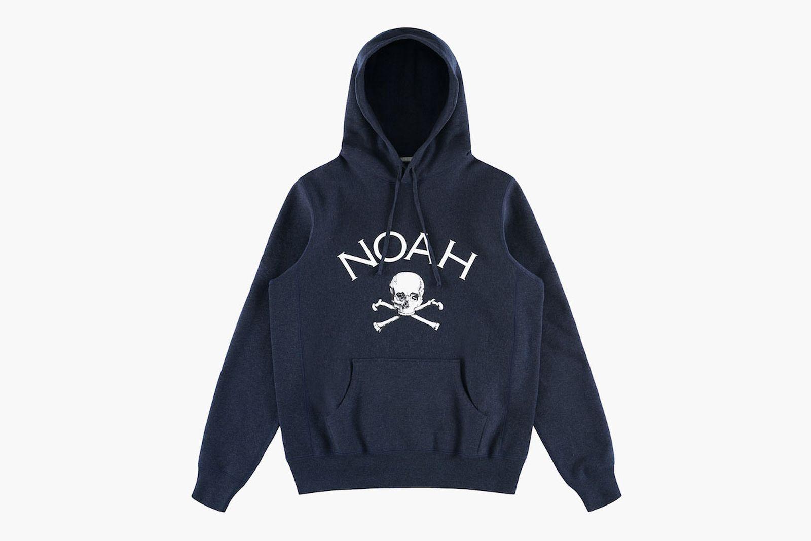 NOAH Jolly Roger Hoodie