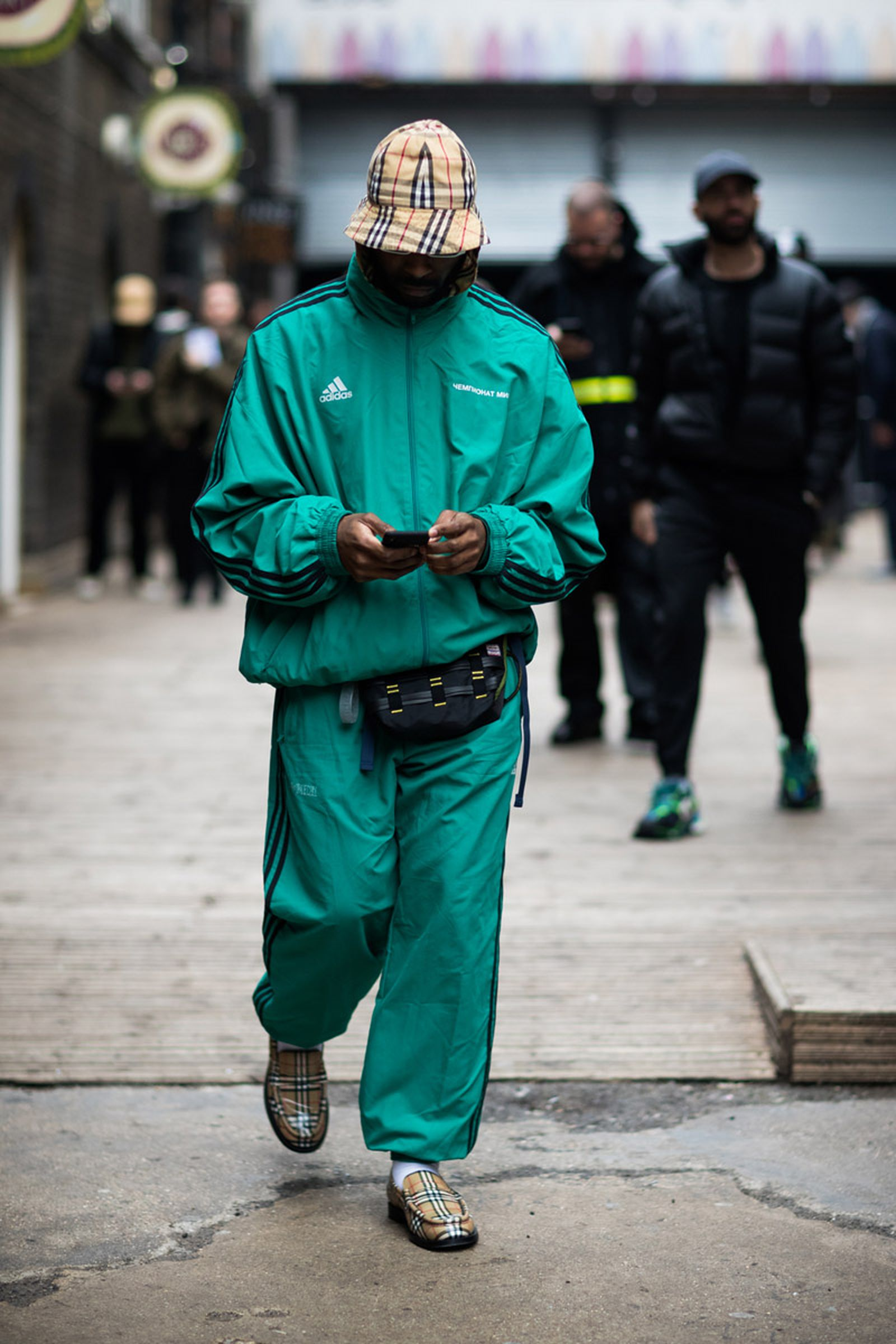 MFW19 London StreetStyle EvaAlDesnudo 11 Martine Rose a cold wall calvin klein 205w39nyc