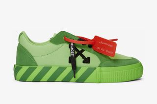 Off White Shoes Off-White™ Low Vulcanized Sneaker: Official Images & How to Buy