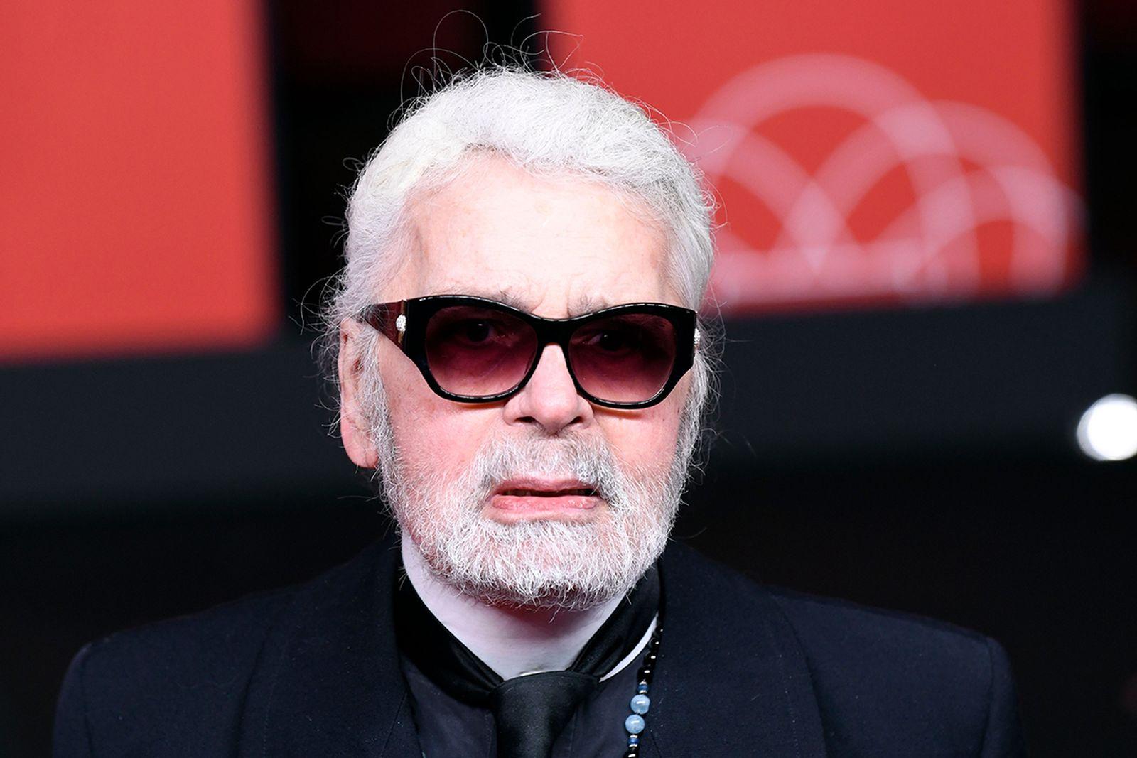 Karl Lagerfeld glasses