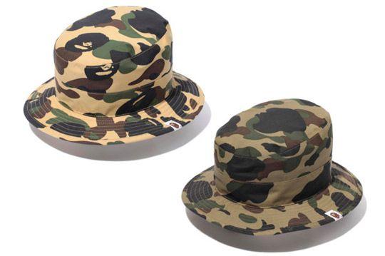 52bfe6bdcf1 Bape 1st Camo Gore-Tex Boonie Hat
