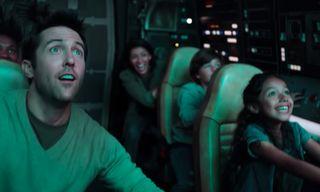 Disney's New 'Star Wars' Rides Let Fans Pilot the Millennium Falcon & Face Kylo Ren