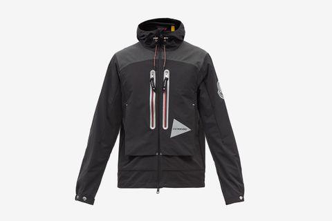 and Wander Itabashi Jacket
