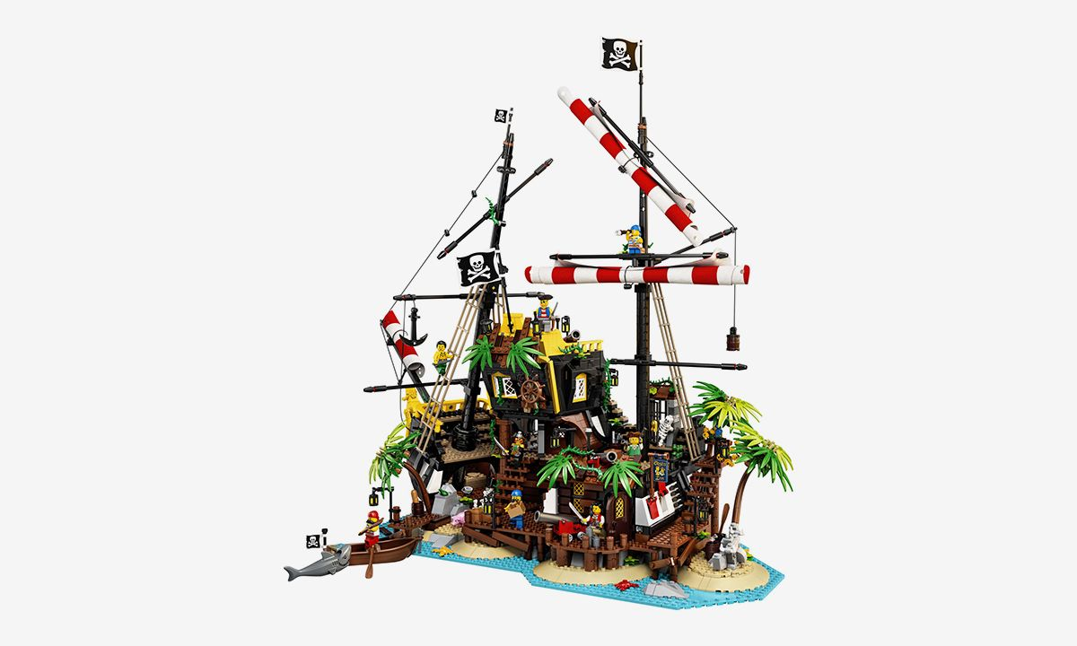 Lego Is Bringing Back One Of Its Best Pirate Sets Ever