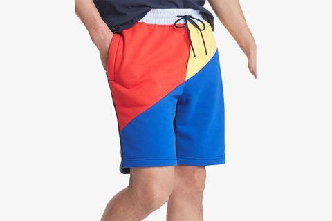 Men's Ahoy Colorblock Stretch Sweatshorts