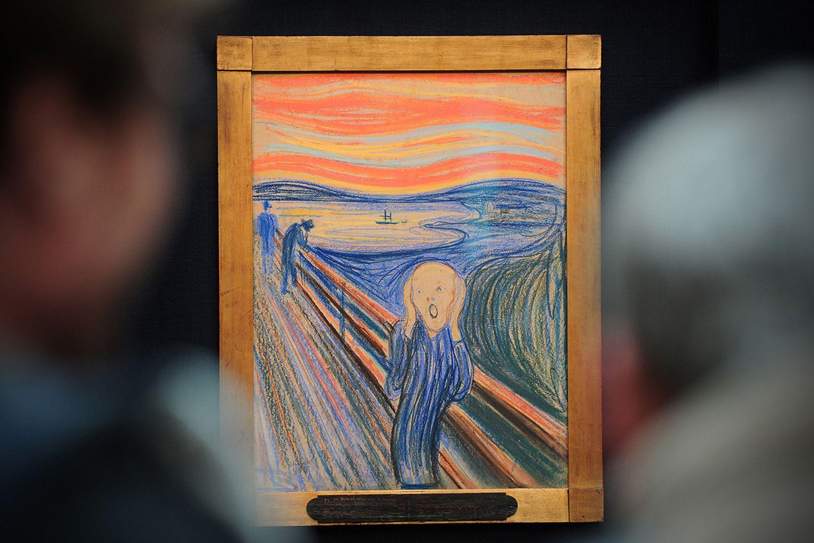 Edvard Munch 'The Scream'