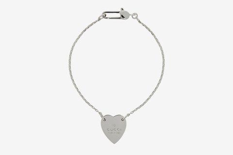 Trademark Heart Bracelet