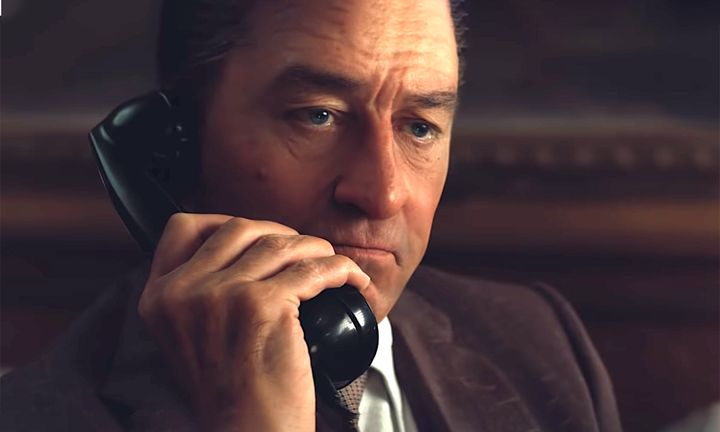 Robert de Niro in 'The Irishman'