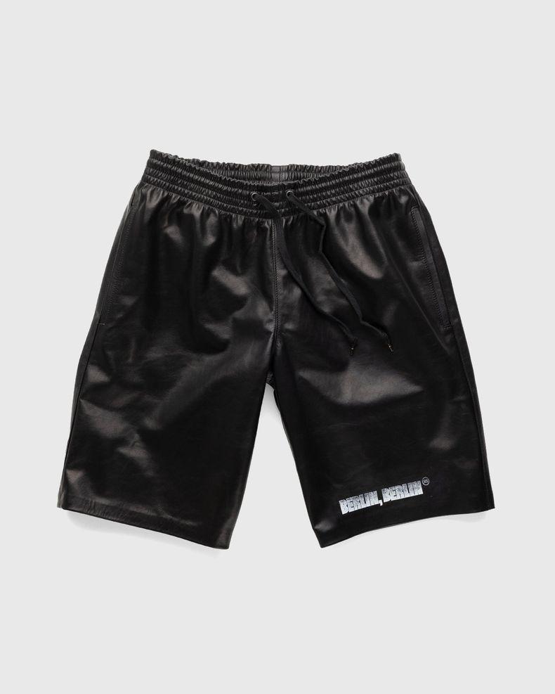 Highsnobiety x Butcherei Lindinger – Shorts Black