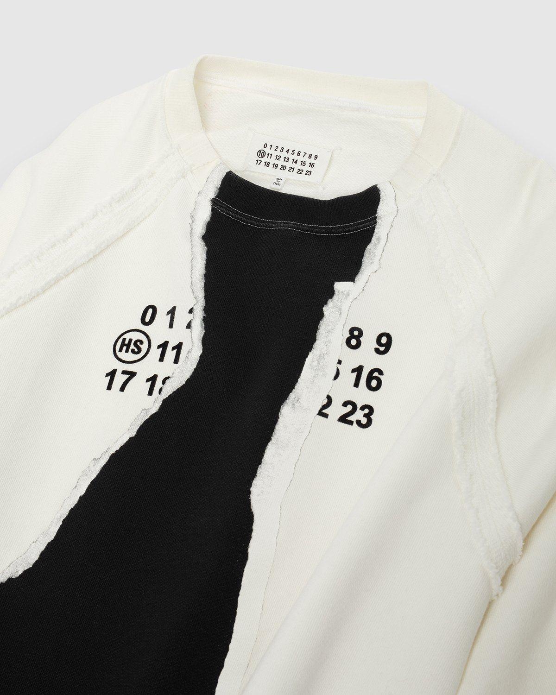 Maison Margiela — Logo Sweater - Image 2