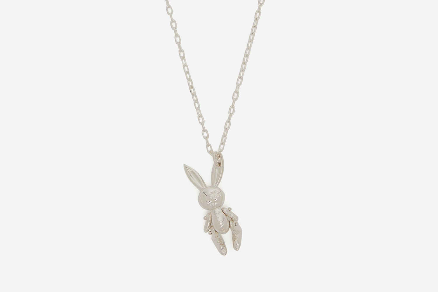 Inflatable-Bunny Necklace