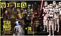 """'Star Wars' Covers the Latest Issue of """"Wired"""" – Shot by Art Streiber"""