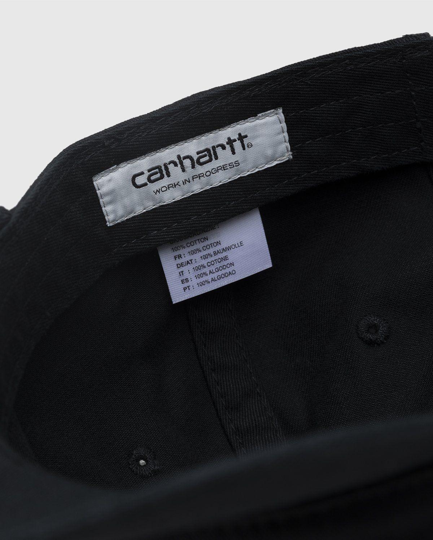 Carhartt WIP – Chaos Cap Black - Image 3
