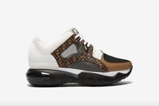 f2c866cae0bf Fendi s New Chunky Sneaker Features the Brand s Iconic FF Logo