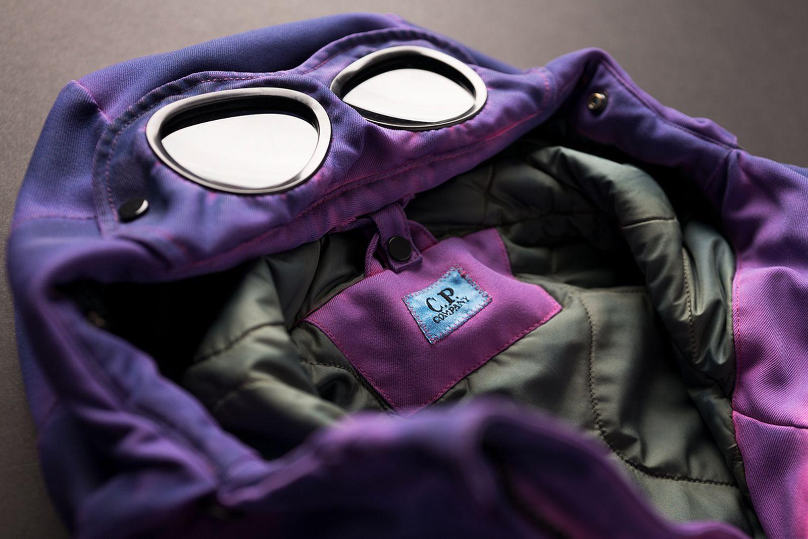 cp company c.p. company eclipse tie dye