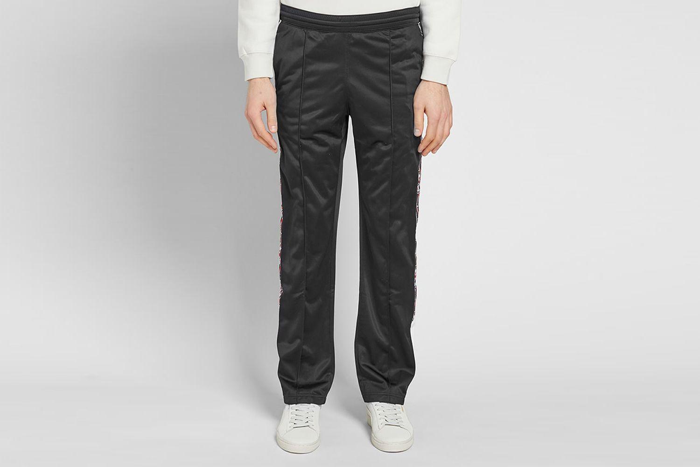 Popper Track Pants