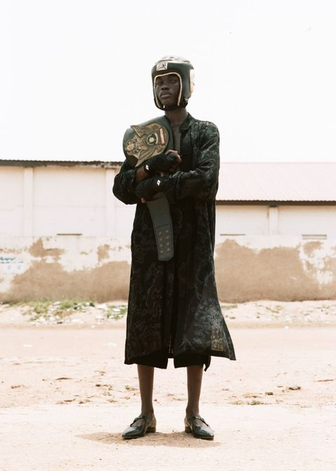 The Sweet Science: Capturing the Capital of Ghanaian Boxing