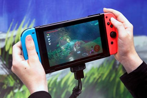Nintendo Switch nabs a former Microsoft exclusive, and two iconic indie games