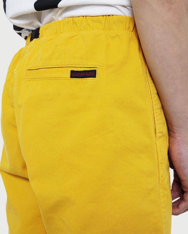 Gramicci — G-Shorts Yellow - Image 3