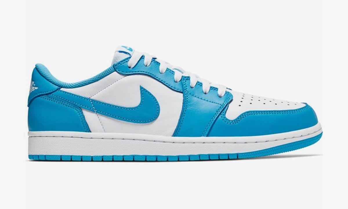 """Secure the Nike SB """"UNC"""" Air Jordan 1 Low at StockX"""