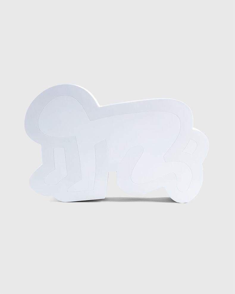 Medicom — Keith Haring Radiant Baby Statue White