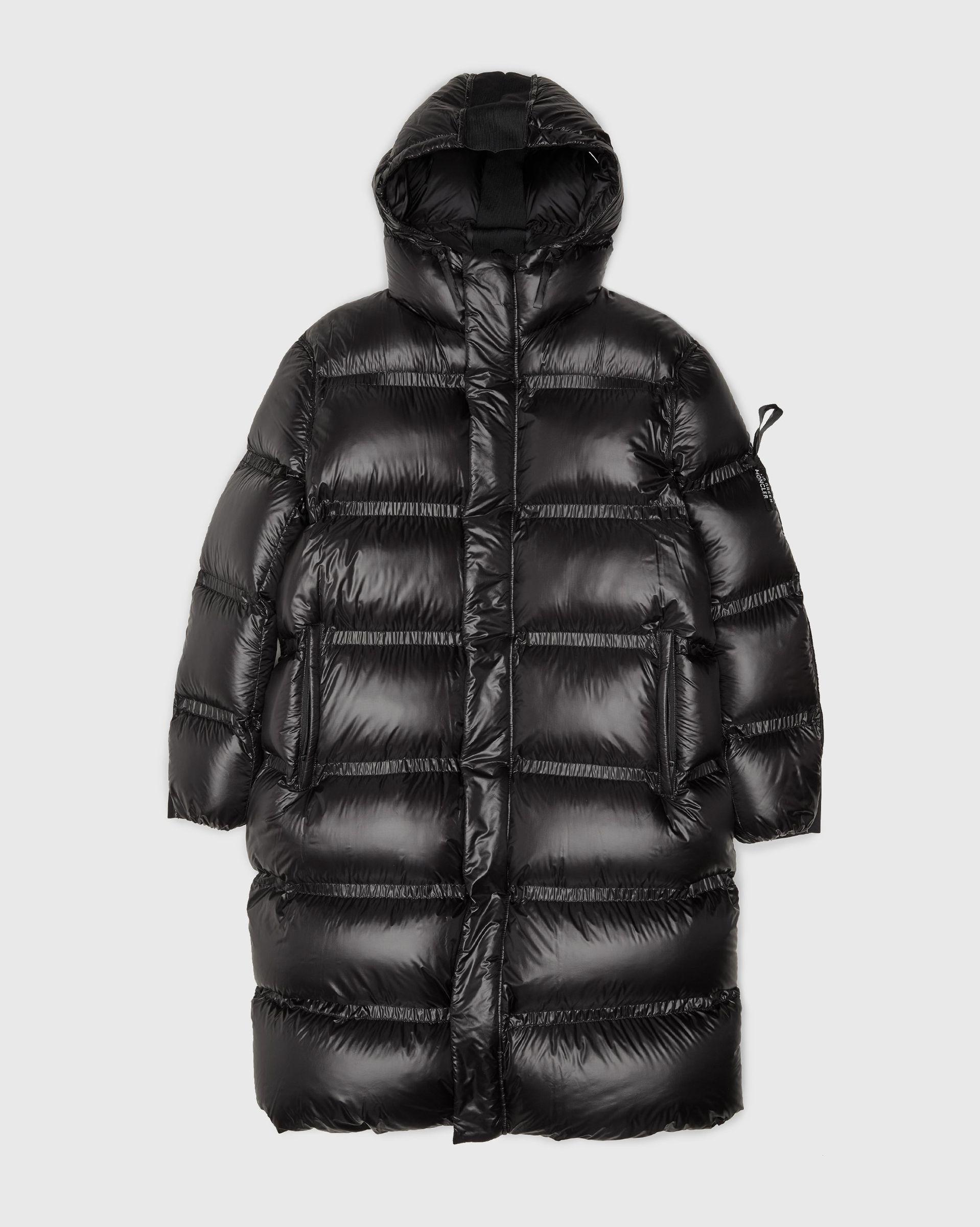 5 Moncler Craig Green - Sullivor Long Coat Black - Image 1