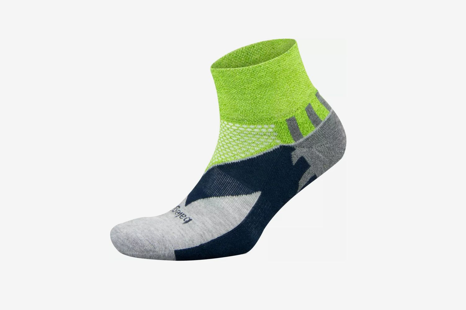 Enduro V-Tech Quarter Running Socks