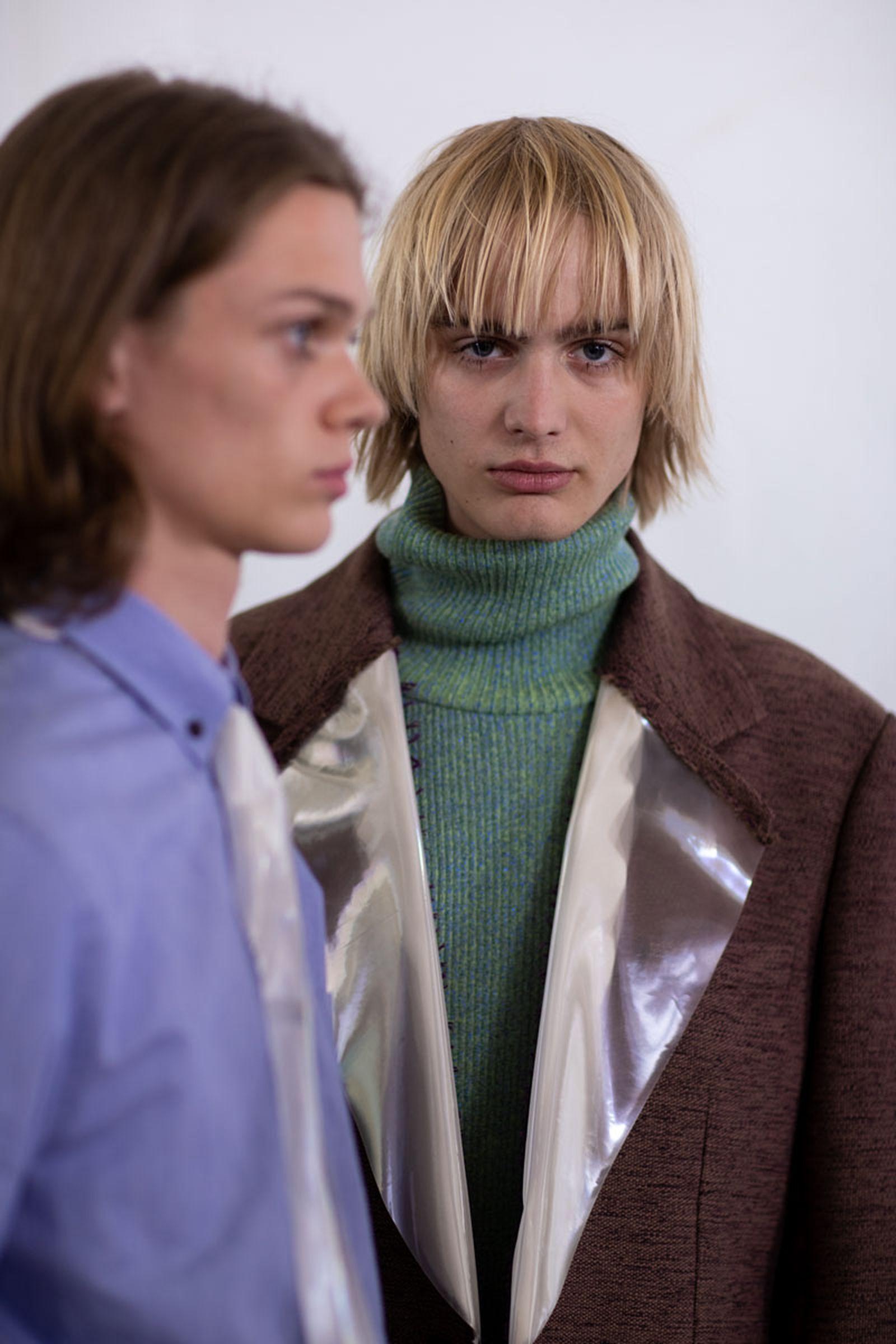 Paris AcneStudios EvaAlDesnudo ForWeb 18 Acne Studios paris fashion week runway