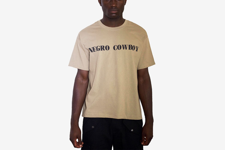 Negro Cowboy Tee