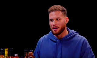 Blake Griffin Breaks Down His Best NBA Dunks on 'Hot Ones'
