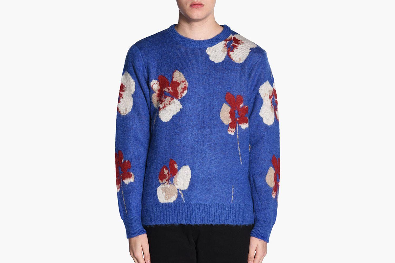 Poppy Mohair Sweater