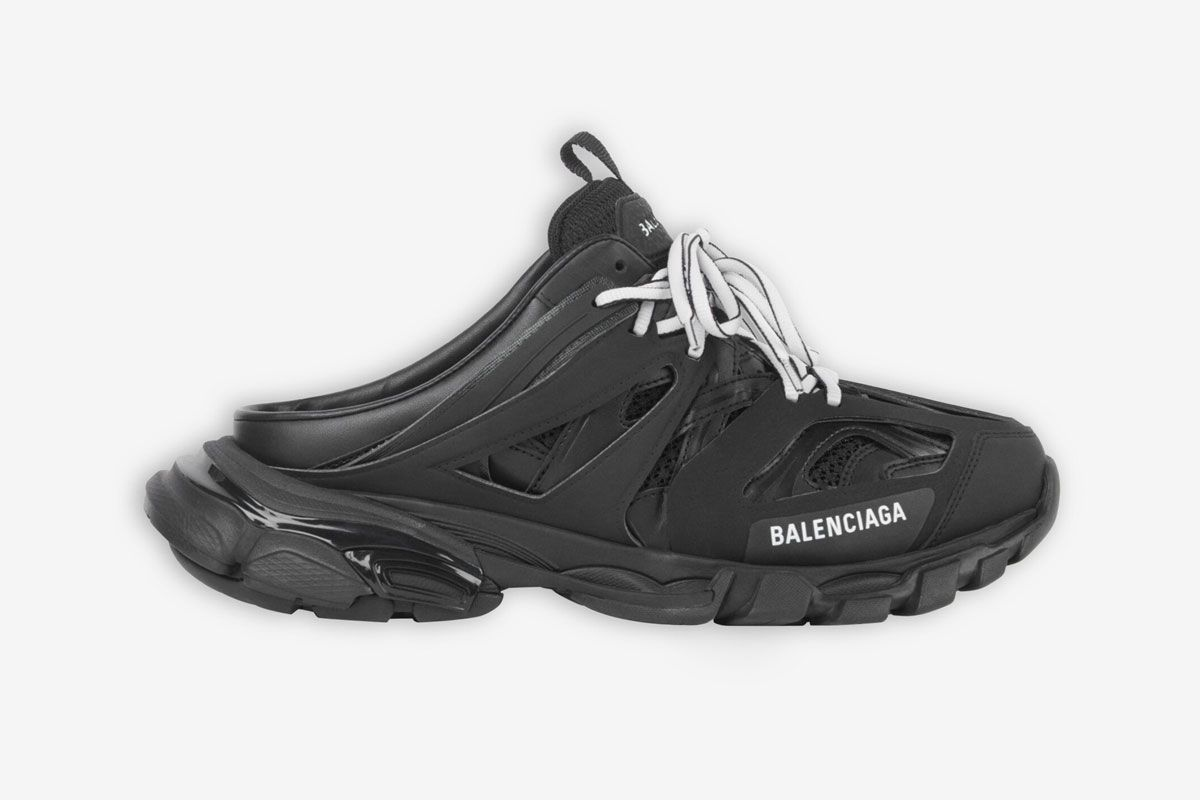 Balenciaga's Track Sneaker Goes Backless for Spring/Summer 3