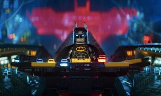 'The LEGO Batman Movie' Gets a New Trailer at Comic-Con