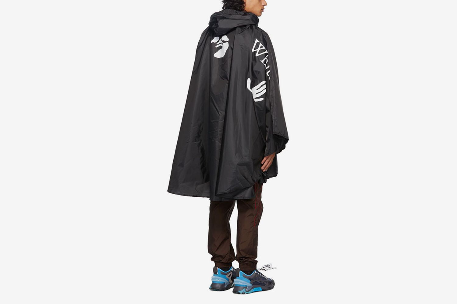 Lightweight Packable Raincoat