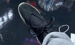 Jerry Lorenzo Unveils His Upcoming Nike Sneaker In Black For the First Time