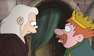 Netflix Just Dropped the Trailer for Matt Groening's 'Disenchantment'