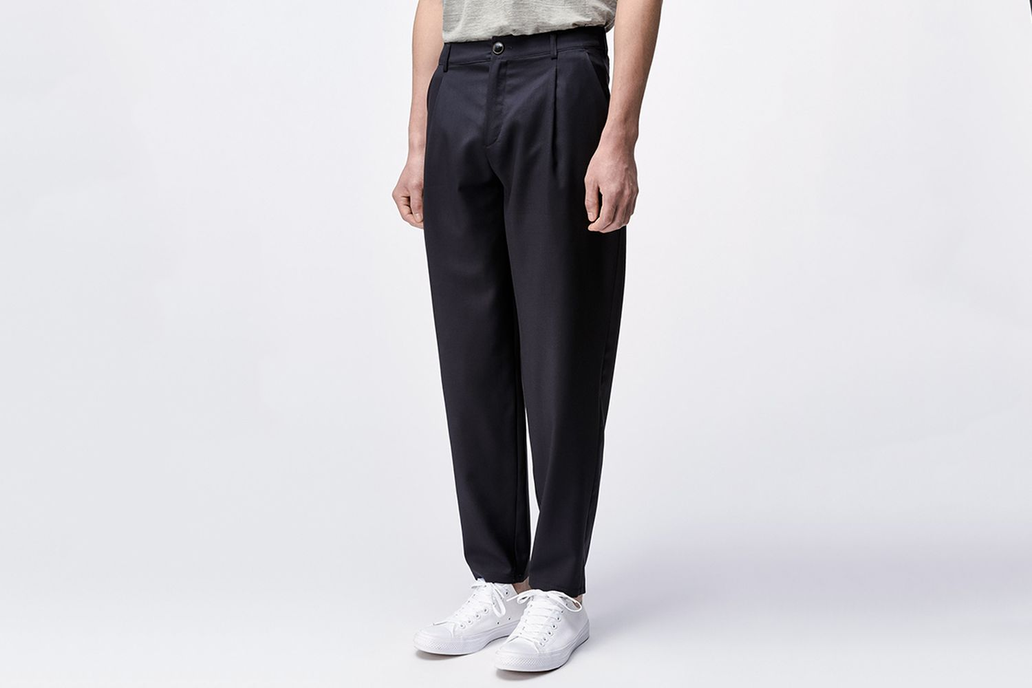 Classy Wide Trousers