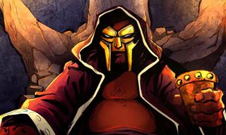 """DOOM Joins a State of Mind for Animated Video, """"Masking"""""""