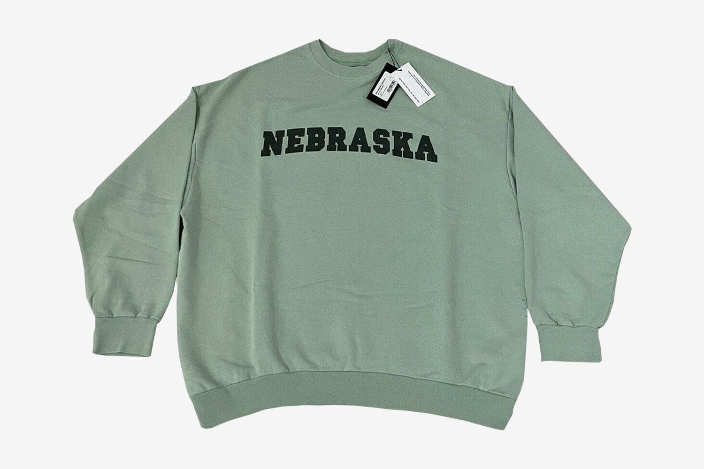 Nebraska Sweater