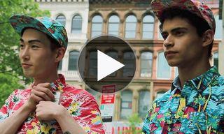 Mishka Summer 2013 Lookbook Teaser Video