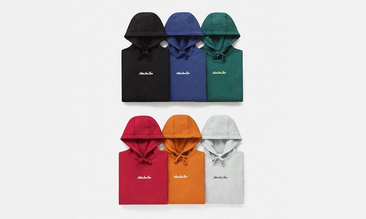Aimé Leon Dore's Colorful New Sweats Will Brighten Your Fall Wardrobe