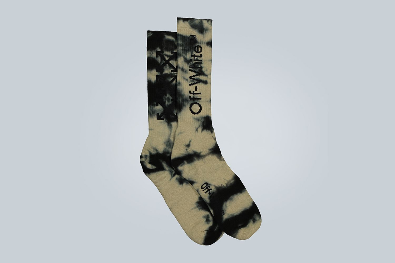 Tie-dye Arrows Socks