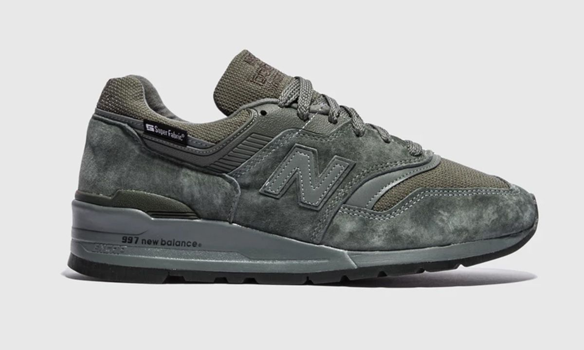 New Balance Gives Its 997 & 980 an Ultra-Technical Material Upgrade