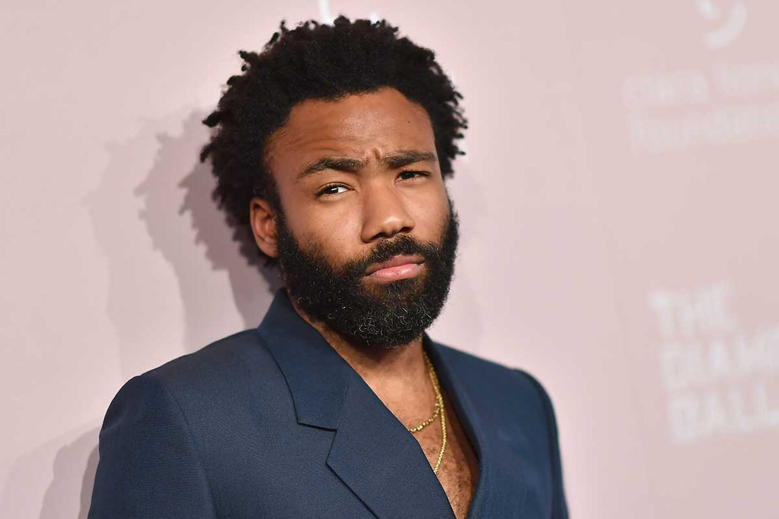 Donald Glover at Rihanna's Annual Diamond Ball